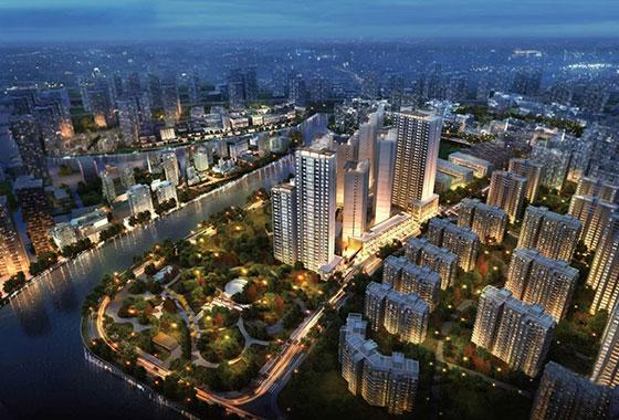 上海绿地海珀·玉晖